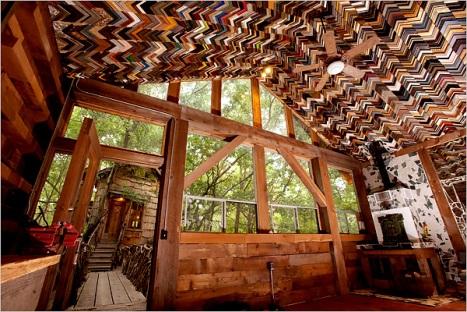 frame ceiling